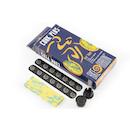 Bike Ribbon Cork Handlebar Tape / Celeste / Yellow
