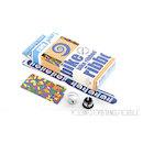 Bike Ribbon Cork Handlebar Tape / Yellow/Grey/Orange/Red/Blue