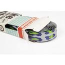 Bike Ribbon Professional Handlebar Tape / Gloss / Silver/Green/Blue