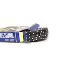 Bike Ribbon Professional Handlebar Tape / Smooth Polka Dots / Black