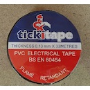 Black Insulation Tape Roll / 19mm
