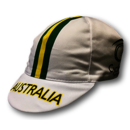 Apis Cotton Cycling Team Cap / One Size / Australia National Team