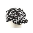 Holdsworth DeeDar Cotton Cycling Cap / Black