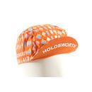 Holdsworth Ice Cream Cotton Cycling Cap / Orange