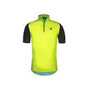 Briko Sentiero MTB Mens Jersey / Medium / Green and Black