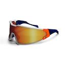 Briko Shot Evo Glasses / Silver / Orange / Nastek Copper