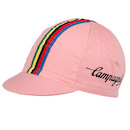 Campagnolo Classica Cotton Cycling Cap / One Size / Pink