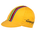 Campagnolo Classica Cotton Cycling Cap / One Size / Yellow