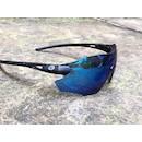 Carnac Equipe V2 Sunglasses / Matt Black / Blue Revo