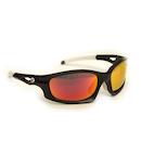 Carnac Metis Cycling Glasses (ANSI Z87.1) / Matt Black / Smoke Red Revo / Orange OR80 / Transparent