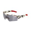 Carnac Ourea Evo Sunglasses / Snow Camo White / HD Silver Mirror