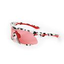 Carnac Race Sunglasses / Urban Camo / HD Rose