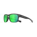 Carnac RSF SE Sunglasses / Matt Black / Green Revo