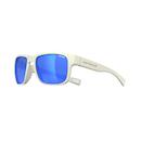 Carnac RSF SE Sunglasses / Matt White / Blue Revo