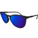 Power Race Fashion Two Cycling Glasses / Black / Blue Revo