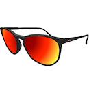 Power Race Fashion Two Cycling Glasses / Black / Red Revo