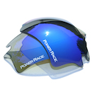 Power Race Lens Set For Tomcat Cycling Glasses / Blue Revo