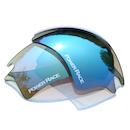 Power Race Lens Set For Tomcat Cycling Glasses / Gold Revo
