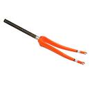 Planet X Pro Carbon Road Fork / 1 1/8 inch / Seville Orange