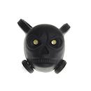 Phaart Bone Head LED Light / Black / Red LED