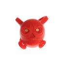 Phaart Bone Head LED Light / Red / Red LED