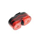 Phaart Bleep Dual 0.5 Watt LED Rear Light  Red LED