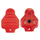 Exustar E-CK1R Look Delta Cleat Covers / Red