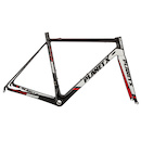 Planet X RT-80 Carbon Road Frameset / Small / Black/White/Red (Cosmetic Damage)