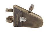 Holdsworth All Leather Frame Bag