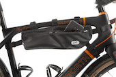PODSACS 6 Point Waterproof Frame Bag / Black