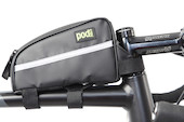 PODSACS Precious Top Tube Bag With Rain Cover