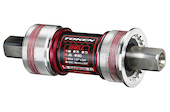 Token JIS Square Taper Sealed Carbon Body Bottom Bracket