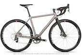 Planet X Tempest Titanium Gravel Road Bike Sram Force 1 HRD 700C Wheel