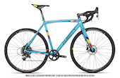 Planet X XLA SRAM Rival 22 Hydraulic Disc Road Bike