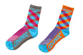 Carnac Diamond Thicky Merino Cycling Socks
