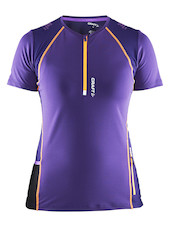 Craft Trail Womens Short Sleeve Jersey