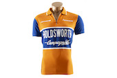 Holdsworth Pro Cycling Team Replica Polo Shirt