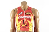 NW, Compaq, France Telecom, Tigerade, Aplipina, American Airlines Sleeveless Jersey