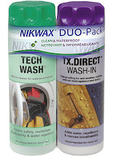 Nikwax Tech Wash/TX Direct Wash-In