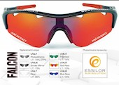 Dolce Vita Falcon Cycling Glasses
