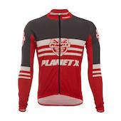 Planet X Shield Long Sleeve Jersey