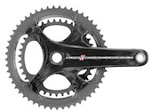 Campagnolo Super Record 11 Speed Carbon Chainset / 170mm / 53 - 39t / BB Not Included / USED