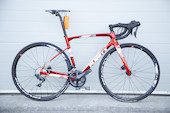 Planet X Pro Carbon Evo Disc / Small / Glos Red / Shimano Ultegra R8000 Disc