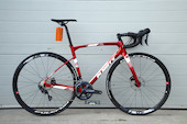 Planet X Pro Carbon Evo Disc / Small / Gloss Red / Shimano Ultegra R8000 Disc