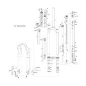 RockShox Compression Damper Adjust MoCo BoXXer (32mm) 2008