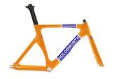 Holdsworth Roi De Velo Carbon Track Fork/ Team Orange (Used - Cosmetic Damage)