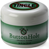 Enzos ButtonHole Non Tingle Chamois Cream