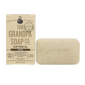 The Grandpa Soap Co Oatmeal Soap Bar