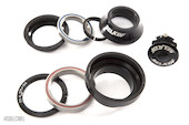 Selcof Semi-Integrated Cup Cartridge Bearing Headset For Tapered 1 1/8th  1.5 Fork Steerer