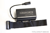 Jobsworth LiPo Rechargeable Battery Packs